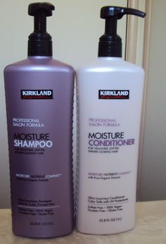 chemical free shampoo