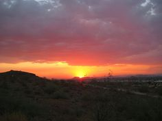 Phoenix, Arizona, just beautiful