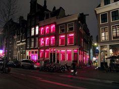 Red Light District - Amsterdam - Holanda