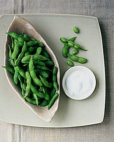 Edamame - just can't get enough of them