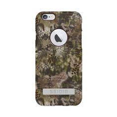 Seidio - Surface - Kryptek Case for Apple® iPhone® 6 & 6s - Highlander, CSR7IPH6K-K1