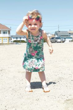 Fashion for your pint sized Fashionista now at TheRachelRoss.com! #toddlerfashion
