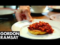 spicy baked beans with potato cakes : gordon ramsay | Posts by sydney yaeko | Bloglovin'