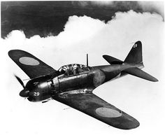 Jap Bombers of World War II | The Japanese had a deadly but lightly armoured aircraft compared to ...