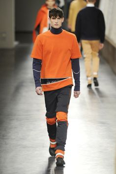 Opening Ceremony Men's RTW Fall 2014 [Photo by Giovanni Giannoni]