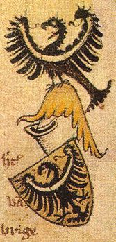 Ludovicus Dux Brieg Armorial Gelre - Herzogtum Brieg