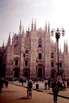 Postcards from Milan
