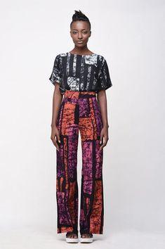 Osei-Duro: Batik & Kente for Spring 2015 African Dresses For Women, African Wear, African Women, African Style, African Attire, African Inspired Fashion, African Fashion, Ankara Fashion, Ghanaian Fashion