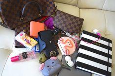What's In My Bag: Louis Vuitton Speedy