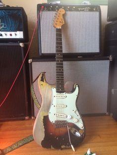 Philip Sayce Guitar 1963 Strat