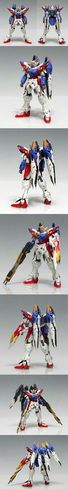 Gundam Wing.