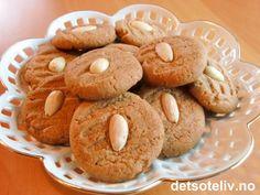 Gaffelpepperkaker | Det søte liv