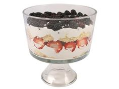 8-in. Trifle Bowl by Anchor Hocking by Anchor Hocking at Cooking.com #holidaycooking