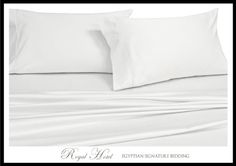 Royal Hotel's Solid White 300-Thread-Count 4pc Queen Bed Sheet Set 100% Egyptian Cotton, Sateen Solid, Deep Pocket, 100% Cotton Royal Hotel,http://www.amazon.com/dp/B0044GI95E/ref=cm_sw_r_pi_dp_Ktoftb1YYJV7CYVP