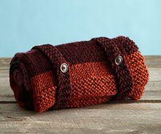 Ravelry: Car Blanket pattern by Lion Brand Yarn
