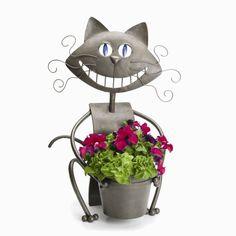 Georgetown Chessie Cat Planter