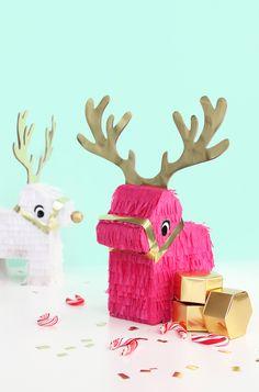 À faire: des piñata de Noël