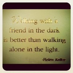 -Helen Keller Great Quotes, Inspirational Quotes, Favorite Quotes, Favorite Things, Helen Keller Quotes, Living Without You, Sign Language, Strong Women, Social Studies