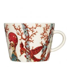 Tazza da caffè Tanssi - We love #red - #AIBIJOUXloves