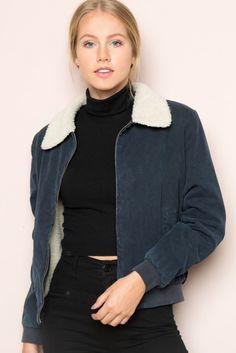 Nelson Fur Jacket