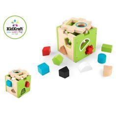 KidKraft Cubo Didattico di Forme Geometriche  63247
