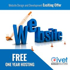 Civet Techno Solutions provide exciting offers on web design and development #FreeHosting #webdesign #webdevelopment  #teamcivet
