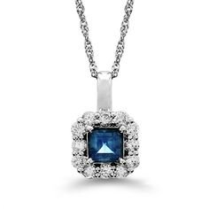 14K Yellow Gold April Birthstone Cubic Zirconia CZ Girl Charm Pendant with 2mm Figaro 3+1 Chain Necklace