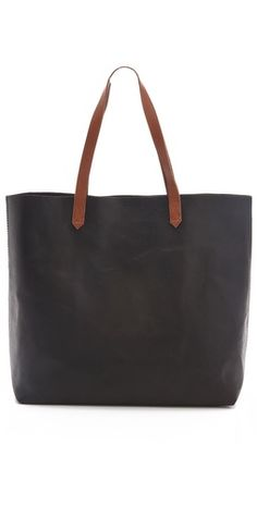 Madewell Transport Tote...or baby bag?