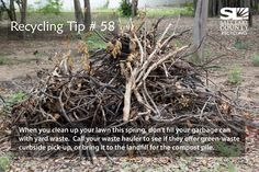 #RecyclingTip No. 58
