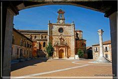 Iglesia de San Miguel Arcángel en Mahamud - Burgos por Silvia Rodriguez SilviaRSPhotos http://www.flickr.com/photos/lady_laris/