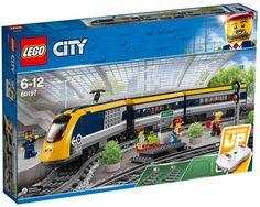 LEGO City Train 60197 Box Front