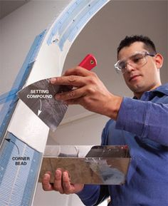 Tips for Better Drywall Taping - Article   The Family Handyman
