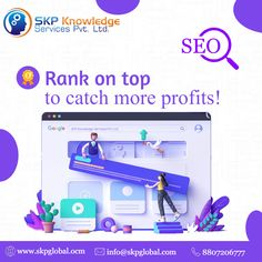 Get positioned on top of the search results to gain maximum customer-confidence and improved business sales! Get in touch with our SEO experts to uplift your site's position and enjoy great profits! Online Marketing Strategies, Digital Marketing Services, Content Marketing, Person Running, Seo Consultant, Best Seo Services, Business Sales, Reputation Management