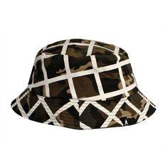 Camo Check Bucket Camo Hats, Camo Print, Hat Making, Bucket Hat, Check, Color, Style, Swag, Bob