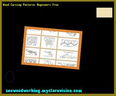 Wood Carving Patterns Beginners Free 220044 - Woodworking Plans and Projects!