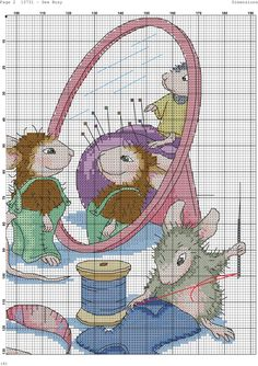 13731_Sew Busy House Mouse Designs