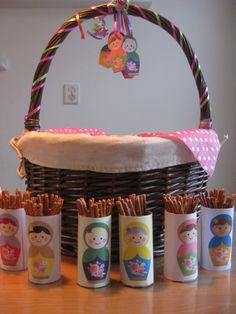 birthday treat - babouschka