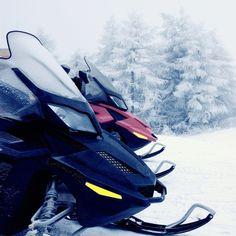 Excursión Nocturna con Moto de Nieve para dos (Huesca) - Aladinia