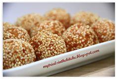 Sweet Potato Mini Balls--yum!