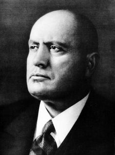 Benito Mussolini was the Italian politician who led the National Fascist Party, ruling the country from 1922-1943. Benito studied a different type of facism, not the racist kind as Hitler believed.