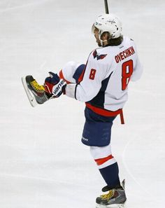 Alex Ovechkin, Washington Capitals