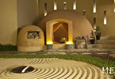 ME Cabo Temazcal at the YHI Spa