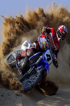 This is one of my favourite hobbies. Why? Because I love the thrill and speed of dirt biking.