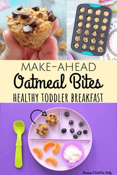Healthy Toddler Breakfast, Picky Toddler Meals, Baby Breakfast, Toddler Snacks, Kids Meals, Toddler Dinners, Breakfast Ideas For Toddlers, Baby Snacks, Kid Snacks