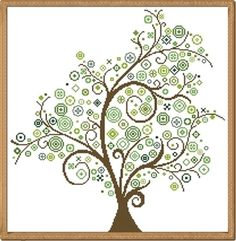 Alessandra Adelaide - Like the spare curvy tree with the variations of open circles