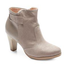 Nilkkurit, naisten, beige - Naisten kengät, nilkkurit, sandaalit, tennarit, tossut - Naisten kengät - Naiset Hobby Hall