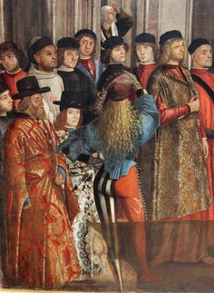 image013 Renaissance Image, Renaissance Portraits, Renaissance Clothing, Italian Renaissance, Historical Art, Historical Costume, Historical Clothing, European History, Art History
