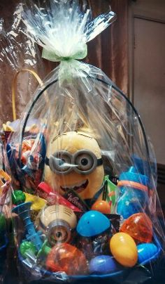 Easter Basket For A 1 Year Old Fun Ideas Pinterest Easter Baskets 1