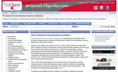 what is proquest dissertations