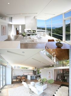 Love the interior designing and the matching colors with it. So elegant and modern. =)